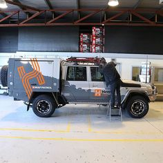 """We've officially completed our Map Patrol build, after we got it kitted out with a power management system and all mapping, communications and electronic…"" Toyota Camper, Toyota Lc, Land Cruiser Pick Up, Toyota Land Cruiser, Off Road Camper, Truck Camper, Zombie Vehicle, Ute Canopy, 4x4 Trucks"