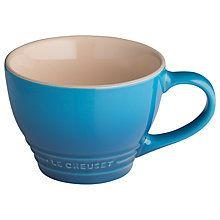 Buy Le Creuset Stoneware Grand Mug, 0.4L Online at johnlewis.com