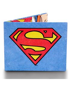 Superman Mighty Wallet $15