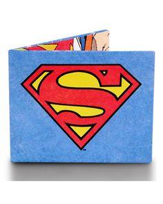 Superman Mighty Wallet $15