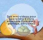 Mini-videos to learn to live together (tolerance sharing altruism) French Teacher, Teaching French, Education Positive, Kids Education, French Songs, French Classroom, Cycle 3, French Lessons, New School Year