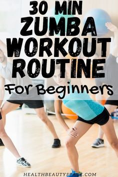 A 30 Min Beginner Zumba Routine You Can Do At Home : Great zumba workout routine for beginners that can be done in only 30 Min Zumba For Beginners, Workout Routines For Beginners, Workout Videos, At Home Workouts, Dance Workouts, Zumba Videos, Dance Exercise, Ab Workouts, Muscle Fitness