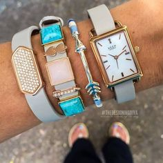 KEEP-Collective: double grey band, rose gold pave geo bar, turquoise wishing stones, love quartz wishing stone, pave arrow, stacked hearts, single grey band, tank time key.