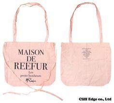 MaisondeReefurトートバッグS (PINK)