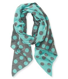 Bubble Dot Scarf - Aeropostale