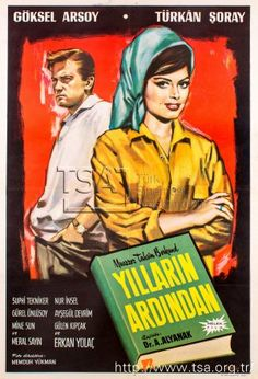 yillarin_ardindan_1964 Vintage Movies, Improve Yourself, Nostalgia, Blog, Movie Posters, Istanbul, Movies, Bern, Island