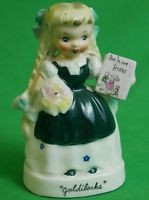 NAPCO Goldilocks Figurine A1943 A 1943