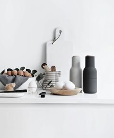 Great styling featuring the Menu grinders - Image from MEJUKI