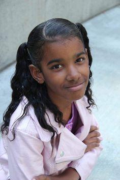 Kaliyah Smith ~ A Disney Star In The Making!