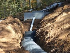 Infiltrator drain field pinterest septic system for Cabin septic systems