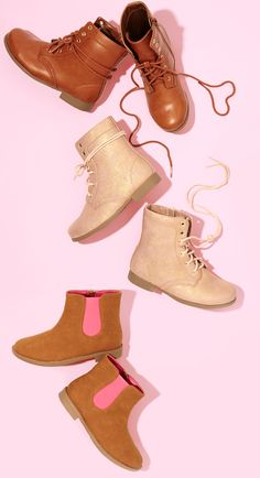 The perfect shoes for the winter school days | Girls' fashion | Kids' fashion | The Children's Place