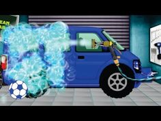 car wash and spa part 4 car wash games for kids video for children