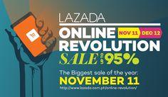 SwitiRohSays: Lazada: Biggest Online Christmas Sale of the Year