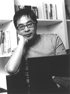 Taiwanese illustrator and picture book writer Jimmy Liao, born 1958.