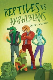 Mindstir Media blog    In February 2016 Mindstir Media published Reptiles vs. Amphibians by thirteen-year-old Chelcie Oparanozie. The young adult (YA) novel has since become an Amazon bestseller, making Chelcie the youngest MindStir Media author to land on a bestseller list.