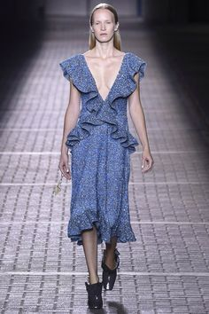 Mulberry - Spring 2017 Ready-to-Wear