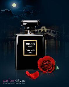 Chanel Coco Noir Das Parfüm wird Sie in eine geheimnisvolle Intimität und Verführung einhüllen und Sie werden sich elegant, charmant und luxuriös fühlen.