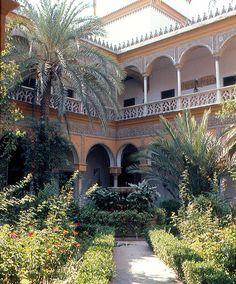 Seville - Palacio de las Dueñas