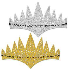 Mixed Colours 24 x Happy New Year Tiara Headbands