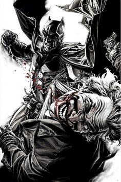 Hey, Aspiring Comic Book Artists: Want DC & Vertigo Artist Lee Bermejo to…