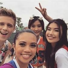 Image result for xo iq cast