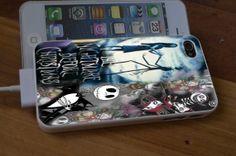 nightmare design for iPhone 4/4s/5/5s/5c Samsung by furdancase, $14.89