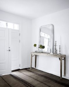entry way #whitespace #entry