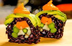 Amazing Vegan Sushi Roll