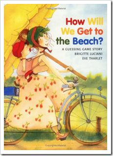Transportation theme unit. In this book, the mom wants to go to the beach, but her car breaks down.  She needs to find another way to get to the beach, but with each way that she finds, she has to leave 1 of 5 things behind.  The children have to guess which thing she has to leave behind. You make a flow map to sequence the events {and cause and effect} of the story.
