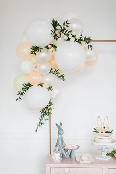 birthday party decorations 527624912589298535 - One of the Prettiest Kids' Birthday Party Themes We've Ever Seen Source by jacksalazar Bunny Birthday, Garden Birthday, Party Garden, Birthday Kids, One Year Birthday, Baby Girl Birthday, Kids Garden Parties, Garden Party Themes, Garden Kids