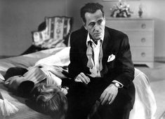 In a Lonely Place, a classic film noir that features one of Humphrey Bogart's best performances, premiered in New York City on this day in 1950.
