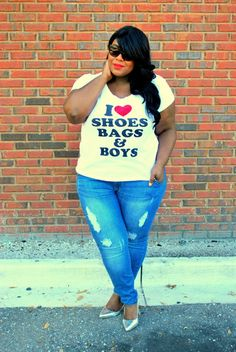 Plus size women's fashion by Musings of a Curvy Lady