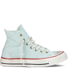 Chuck Taylor Washed Canvas foam