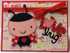 Love Bug Valentines | My Sisters Scrapper
