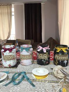Personalized jars