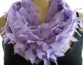 Lilac scarf, #etsy #scarf, $15.00