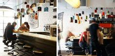 Ανακαινίσεις καταστημάτων – Ιδέες: Βιομηχανικό design.