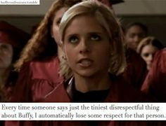 Buffy The Vampire Slayer Confessions