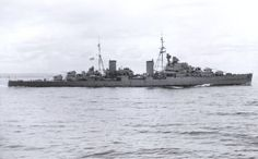 HMS Spartan (95) was a Dido-class light cruiser of the Bellona subgroup of the British Royal Navy. (google.image) 10.17