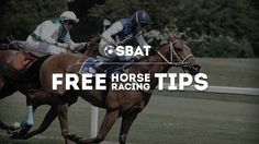 Take a look at our free horse racing betting tips for today! #horseracing #betting #tips
