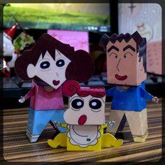 Crayon Shin-chan's Family