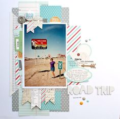 Layout: Road Trip
