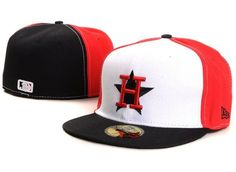 best website d6b3f 72d7d MLB Houston Astros Fitted Hat id05  CAPS M0776  - €16.99   PAS CHERE