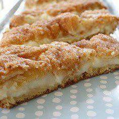 Cream Cheese Cinnamon Dessert