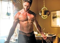 Hugh Jackman's 'Wolverine' body secrets included a 6,000-calorie-a-day diet, weightlifting workouts and intermittent fasting.