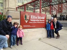 better late than never? our field trip to ellis island was on our cycle 3 trip wish list & was just taken this fall