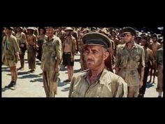 The Bridge On The River Kwai (1957) (Trailer) This is the best example of the high side of Enneagram Type 1 in a movie  we have ever seen. Alec Guinness's oscar winning performance teaches us about 1, that principles, morale, hard work, structure, rules of law and respect are what make men happy, respect themselves and civilization work. Check it out.