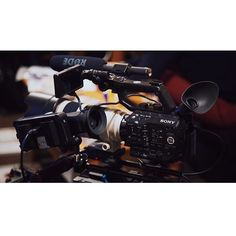 Check out this Sony FS5 rig by @brynscamera by film.rev