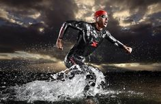 Voici une série de clichés dédiée au sport du photographe californien Tim tadder.