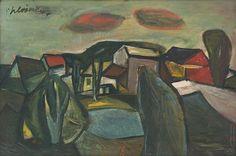 Vincent Hložník: Večerný Svederník:1947
